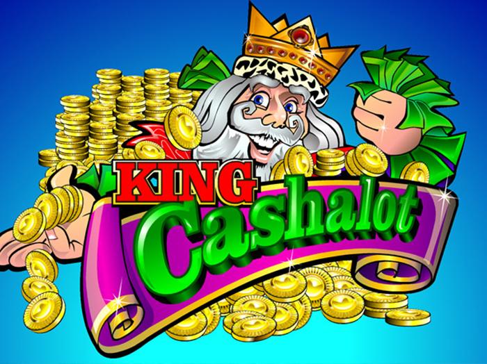 King Cashalot är ett bra spel med fina grafiker